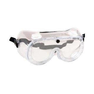 Indirekt belüftete Vollsichtbrille