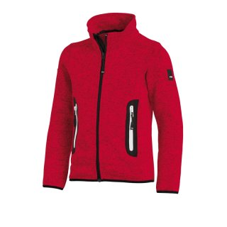 Mats Strick-Fleece-Jacke