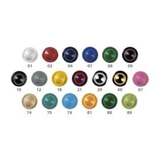 Kugelknöpfe 5x12 farbig