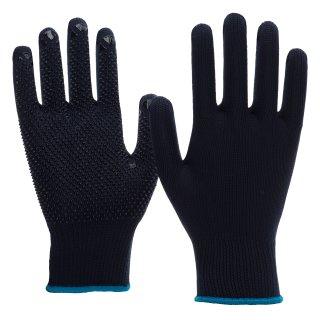Nylon / Baumwolle, blau