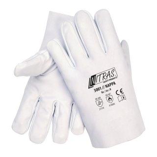 Vollnappa-Handschuhemit Schichtel