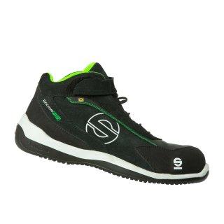 Racing Evo S3 ESD black/green