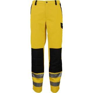 Trendline Bundhose gelb/schwarz