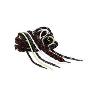 Schnürsenkel schwarz/weiss 120 cm
